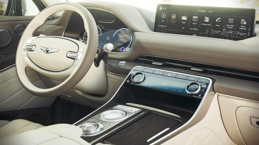 2021 Genesis Gv80 Review Pricing And Specs Wallace Genesis Blog