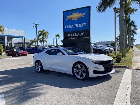 2019 Chevrolet Camaro Ss 2ss In Stuart Fl West Palm Beach Chevrolet Camaro Wallace Genesis