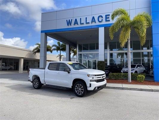 2019 Chevrolet Silverado 1500 Rst In Stuart Fl West Palm Beach Chevrolet Silverado 1500 Wallace Genesis